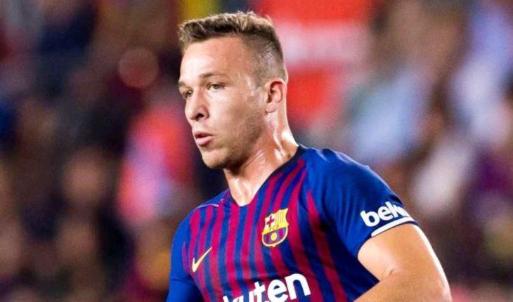Arthur Melo es baja en Barcelona y preocupa la cantidad de lesionados