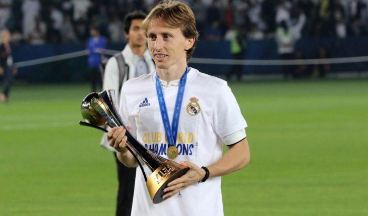 Así fue el año del Balón de Oro, Luka Modric