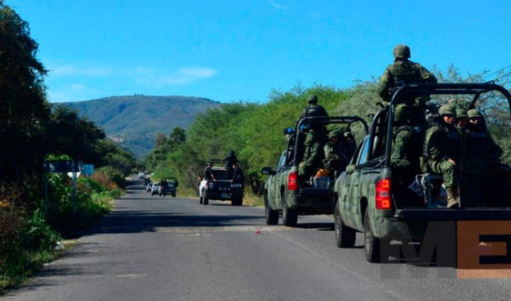 """Asestan en Michoacán duro golpe a """"Los Viagras""""; cae """"El Cuadro"""" y su célula"""