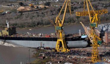 Astillero Río Santiago: tras meses de conflicto acordaron su reactivación