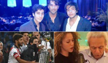 Audio del hijo de Darthés, Arroyo Salgado renunció al caso Nisman, habló Gallardo, Shakira emociona con su papá y mucho más...