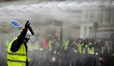 """Autoridades aseguraron que última protesta de """"Chalecos Amarillos"""" dejó daños """"catastróficos"""" en París"""