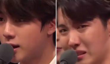 BTS, entre lágrimas, hace impactante revelación al ARMY (VIDEO)
