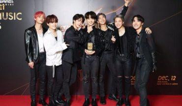 BTS triunfa en los Premios MAMA 2018 celebrados en Japón (VIDEO)