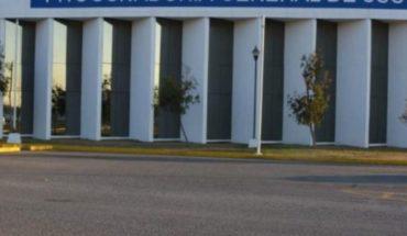 Balean edificio de Procuraduría en Ciudad Victoria