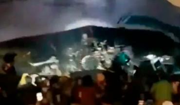 Banda de rock es arrastrada por un tsunami que dejó al menos 168 muertos en Indonesia (Video)