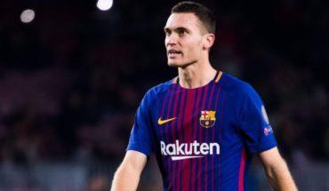 Barcelona vuelve a perder a Vermaelen por lesión