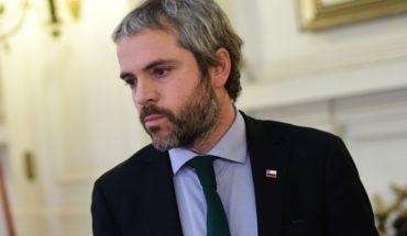 """Blumel admite que homicidio de Catrillanca: """"es un retroceso en las confianzas"""""""