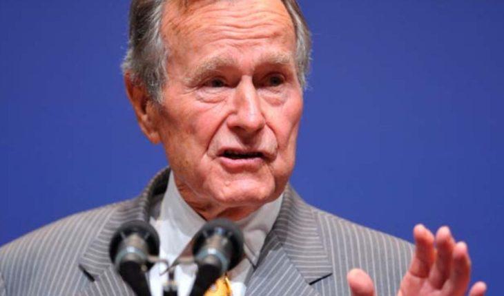 Bolsa de N.York de luto por muerte de Bush; cerrará el miércoles