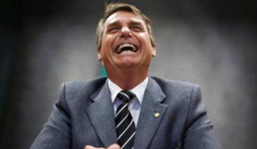 Bolsonaro cumple: felicitó a un policía por haber asesinado a un ladrón