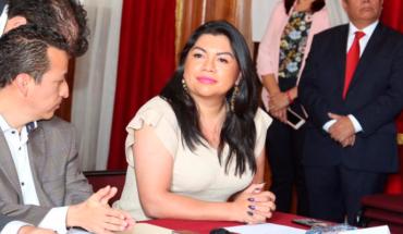 Brenda Fraga llama a autoridades para que brinden facilidades para pronta instalación del IMSS en Morelia