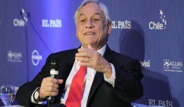 CEP: desaprobación a Piñera fue de 39% y apoyo alcanzó 37%