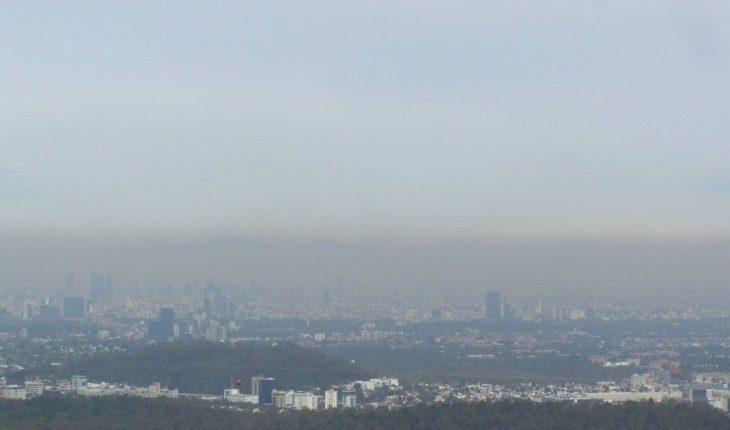 Calidad del aire en EdoMéx amanece de regular a mala