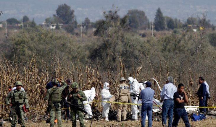 Canadá ofrece investigación objetiva de accidente en Puebla