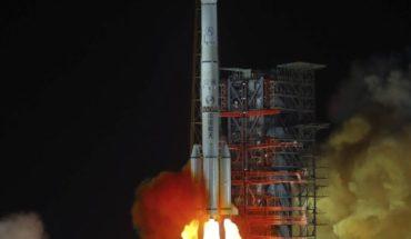 China envía sonda Chang'e 4 a cara oculta de la Luna