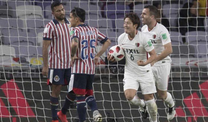 Chivas decepciona al ser eliminado en su debut en el Mundial de Clubes