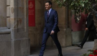 Choques en Barcelona durante reunión de gabinete español