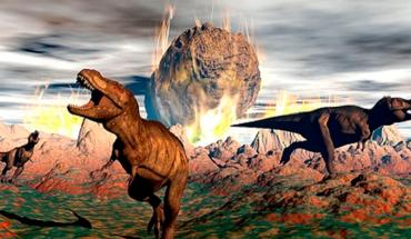 Científicos descubren que asteroide que acabó con los dinosaurios se propagó a todo el mundo