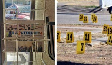 Cierra periódico por violencia imparable en Tamaulipas