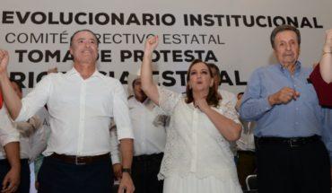 Claudia Ruiz Massieu 'pasó de noche' por Sinaloa