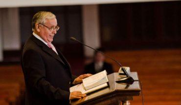Como si nada: Obispo Durán encabeza ceremonia en La Moneda a pesar de ser investigado por la Fiscalía y el SII
