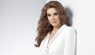 Con su voz, Guadalupe Pineda, agradece a grandes compositores