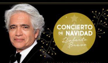 Concierto de Navidad gratuito con Roberto Bravo en Santuario del Padre Hurtado