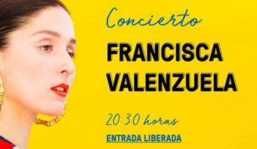 Concierto gratuito de Francisca Valenzuela en Museo de la Memoria