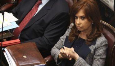 Confirmaron el procesamiento con prisión preventiva para Cristina Kirchner