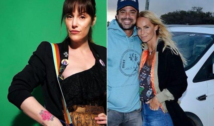"""Connie Ansaldi opinó sobre el hackeo a Sabrina Rojas y Luciano Castro: """"Les voy a decir esto nada más"""""""