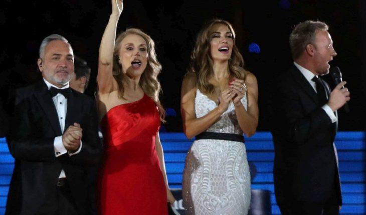 Cristián Sánchez afirmó que vio llorando a Carolina de Moras tras bambalinas en la Teletón