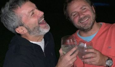 """Cristián Sánchez y su relación con el ex de Diana Bolocco: """"Nos queremos, nos hacemos bien"""""""