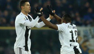 Cristiano evita primera derrota del Juventus