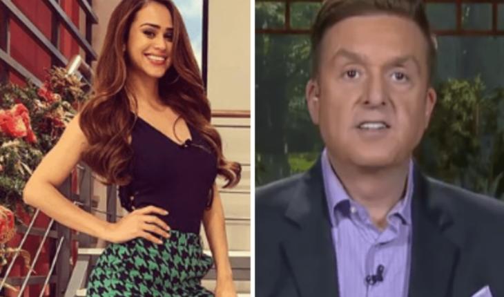 Daniel Bisogno tacha de vulgar a Yanet García en vivo