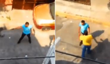 Detienen al hombre que disparó contra familia en Iztapalapa