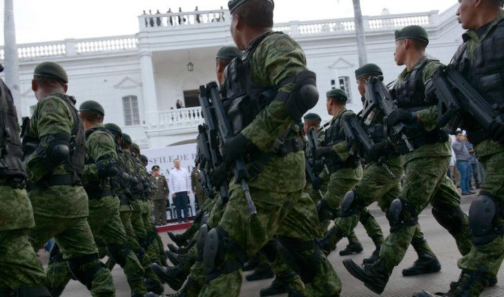 Diputados llaman a gobernadores, alcaldes y especialistas a discutir la Guardia Nacional