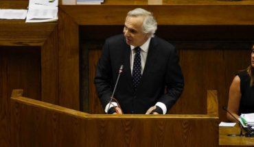 Diputados pidieron a la oposición evaluar acusación constitucional contra Chadwick