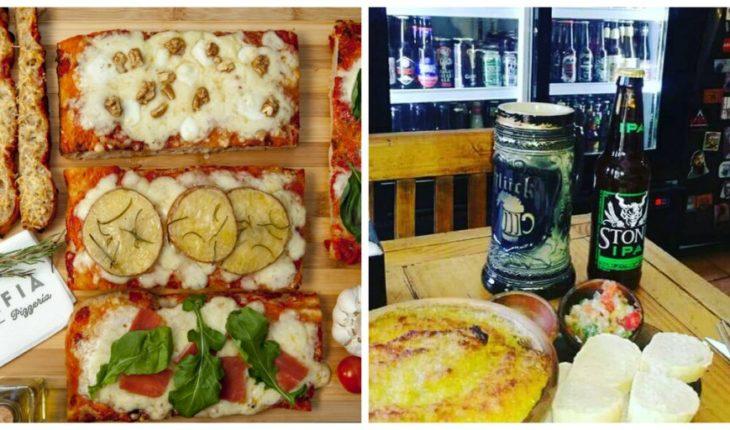 Dos lugares comer y beber lo mejor de Santiago