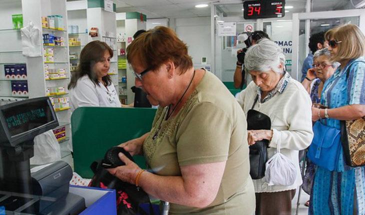 El 58% de los chilenos consume a lo menos un medicamento al día según encuesta