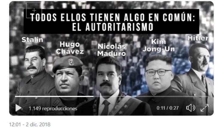 El PAN usa imágenes de Hitler y Stalin en video