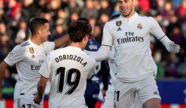 El Real Madrid gana por la mínima al colista y entra en 'Champions'