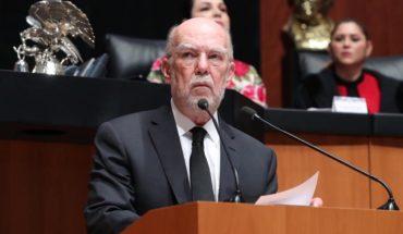 El Senado elige a González Alcántara nuevo ministro de la Corte