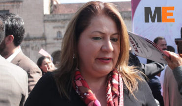 El gobernador se debe serenar: Cristina Portillo