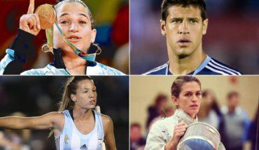 El mundo del deporte se hizo eco de la denuncia contra Juan Darthés