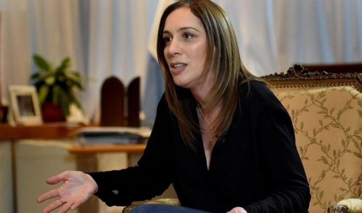 """Elecciones 2019: Vidal admitió que """"hoy nadie tiene el triunfo asegurado"""""""