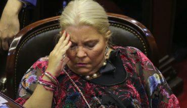 Elisa Carrió, sin fueros ante una demanda civil