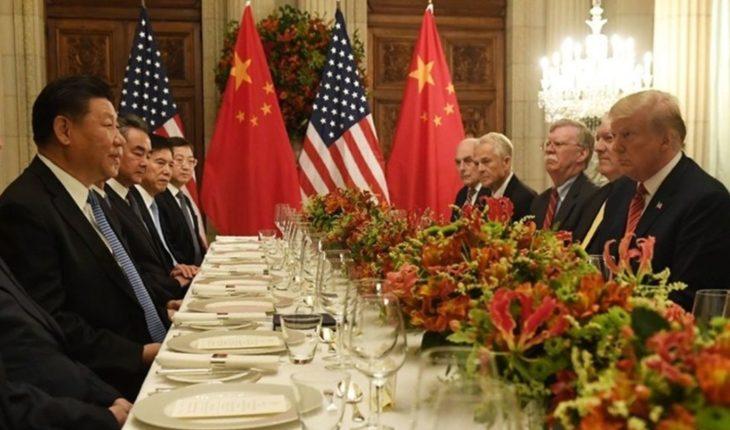 En Buenos Aires Trump y Xi Jinping pactaron una tregua por los aranceles