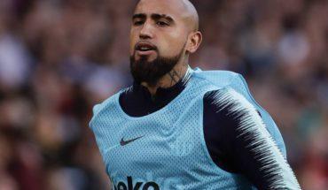 En España afirman que Arturo Vidal es el talismán de Valverde en el Barcelona