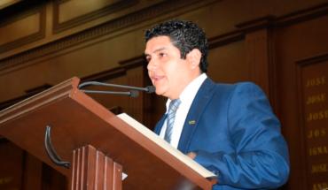 En Michoacán, legislaremos para abrogar Reforma Educativa: Antonio Madriz