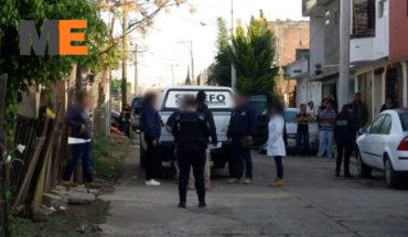 En Morelia encuentran ahorcado a un hombre en su casa